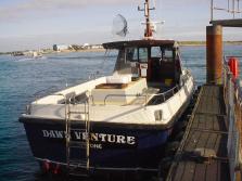 Dawn Venture, Langsone